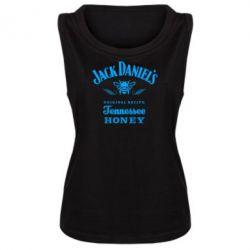 Женская майка Jack Daniels Tennessee - FatLine