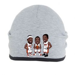 "Шапка ""James, Wade and Bosh"" - FatLine"