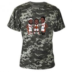"����������� �������� ""James, Wade and Bosh"" - FatLine"
