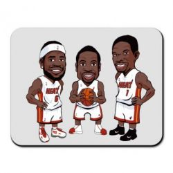 "������ ��� ���� ""James, Wade and Bosh"" - FatLine"