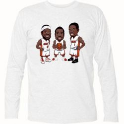 "�������� � ������� ������� ""James, Wade and Bosh"" - FatLine"