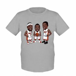 "������� �������� ""James, Wade and Bosh"" - FatLine"