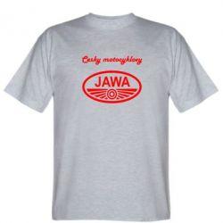 Мужская футболка Java Cesky Motocyclovy - FatLine
