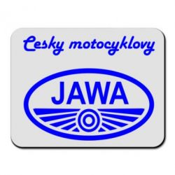 Коврик для мыши Java Cesky Motocyclovy - FatLine