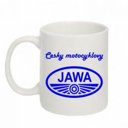 Кружка 320ml Java Cesky Motocyclovy - FatLine