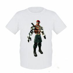 Детская футболка Jax