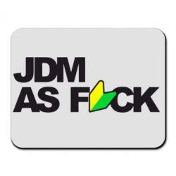 Коврик для мыши JDM As Fuck - FatLine