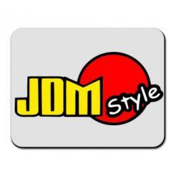 Коврик для мыши JDM Style - FatLine