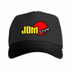 Кепка-тракер JDM Style - FatLine