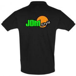 Футболка Поло JDM Style - FatLine
