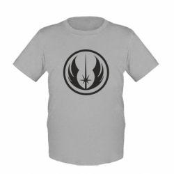 Детская футболка Jedi Order - FatLine