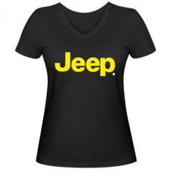 ������� �������� � V-�������� ������� Jeep - FatLine