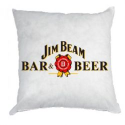 Подушка Jim Beam - FatLine