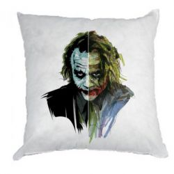 Подушка Joker Art Face