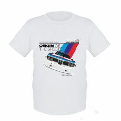 Детская футболка Jon Forde Legends