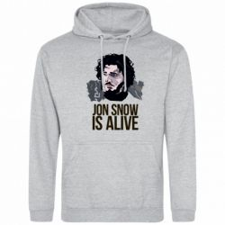 ������� ��������� Jon Snow is alive - FatLine