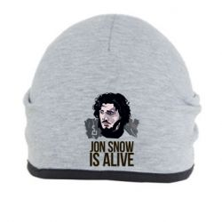 Шапка Jon Snow is alive - FatLine