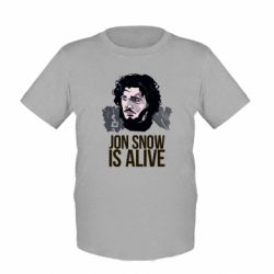 ������� �������� Jon Snow is alive - FatLine