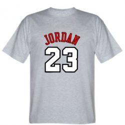 Мужская футболка Jordan 23 - FatLine