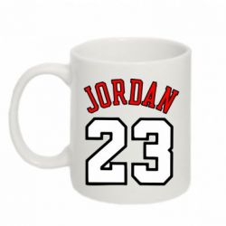 Кружка 320ml Jordan 23 - FatLine
