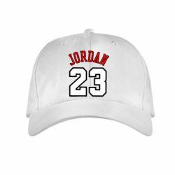 Детская кепка Jordan 23 - FatLine