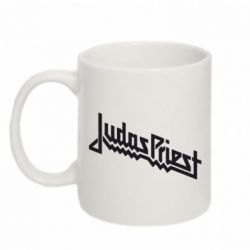 Кружка 320ml Judas Priest Logo - FatLine