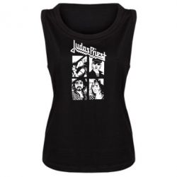 Женская майка Judas Priest - FatLine