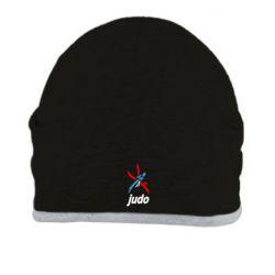 Шапка Judo Logo - FatLine