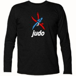 Футболка с длинным рукавом Judo Logo - FatLine