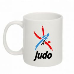 Кружка 320ml Judo Logo - FatLine