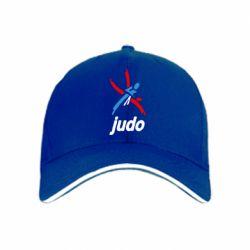 кепка Judo Logo - FatLine