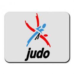 Коврик для мыши Judo Logo - FatLine