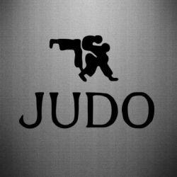 Наклейка Judo - FatLine