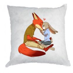 Подушка Judy and Nick Love