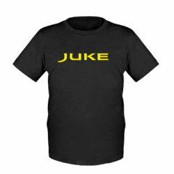 Детская футболка Juke - FatLine