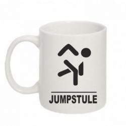Кружка 320ml jumpstule - FatLine