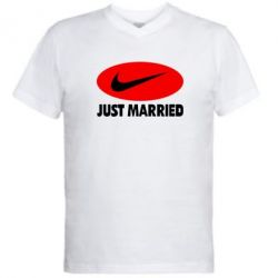 ������� ��������  � V-�������� ������� Just Married - FatLine