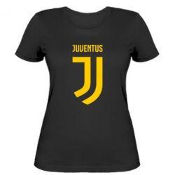 Женская футболка Juventus Logo