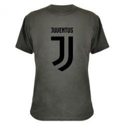 Камуфляжная футболка Juventus Logo