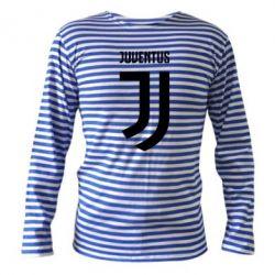 Тельняшка с длинным рукавом Juventus Logo