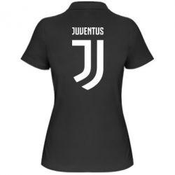 Женская футболка поло Juventus Logo