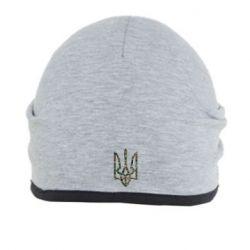 Шапка Камуфляжный герб Украины - FatLine