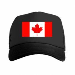 Кепка-тракер Канада - FatLine
