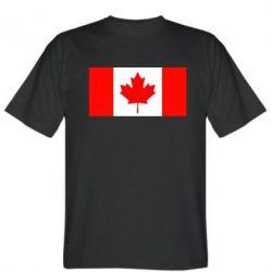 Мужская футболка Канада - FatLine