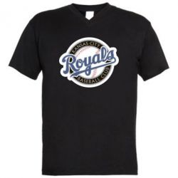 ������� ��������  � V-�������� ������� Kansas City Royals - FatLine