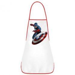 Фартук Капитан Америка - FatLine