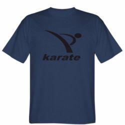 Мужская футболка Karate - FatLine