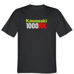 Мужская футболка Kawasaki 1000RX - FatLine