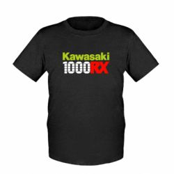 Детская футболка Kawasaki 1000RX - FatLine