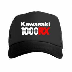 Кепка-тракер Kawasaki 1000RX - FatLine